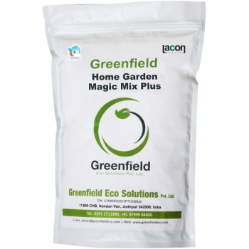 """Certified Organic"" Home Garden Magic Mix Plus"