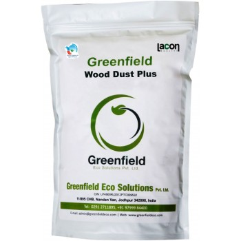 """Certified Organic"" Wood Dust Plus"